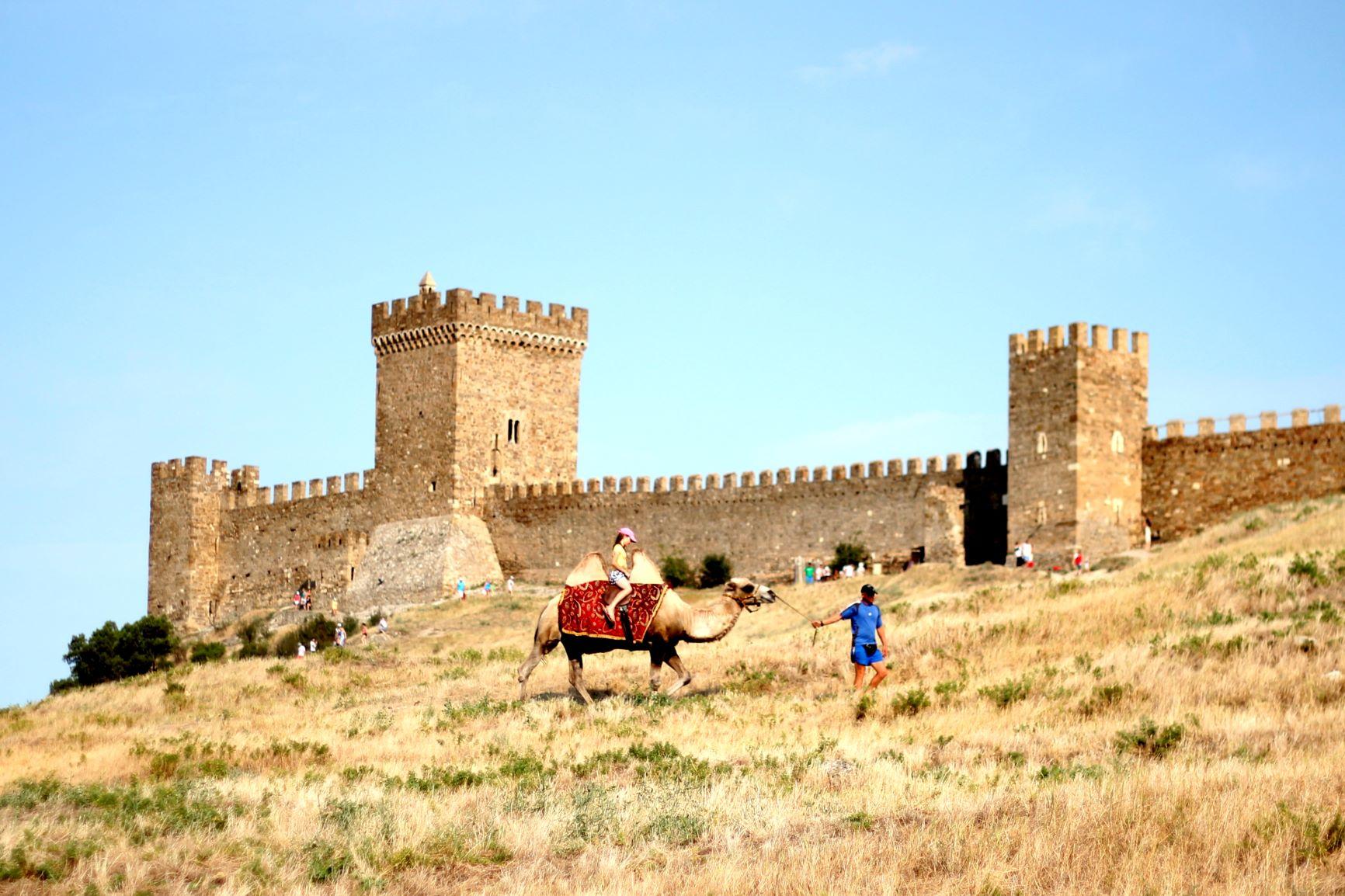 Sudak-Genoese-Fortress
