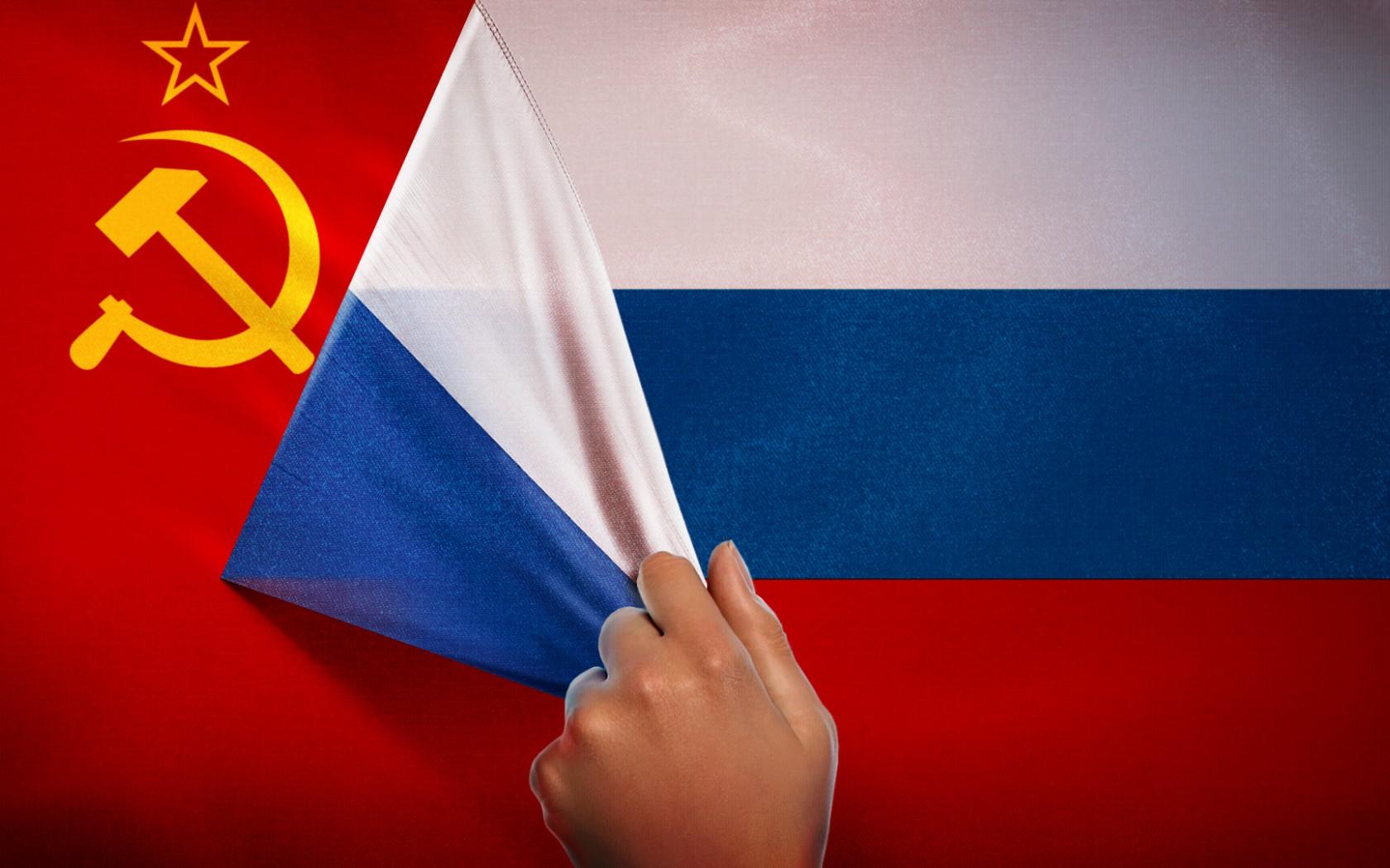 soviet x russia