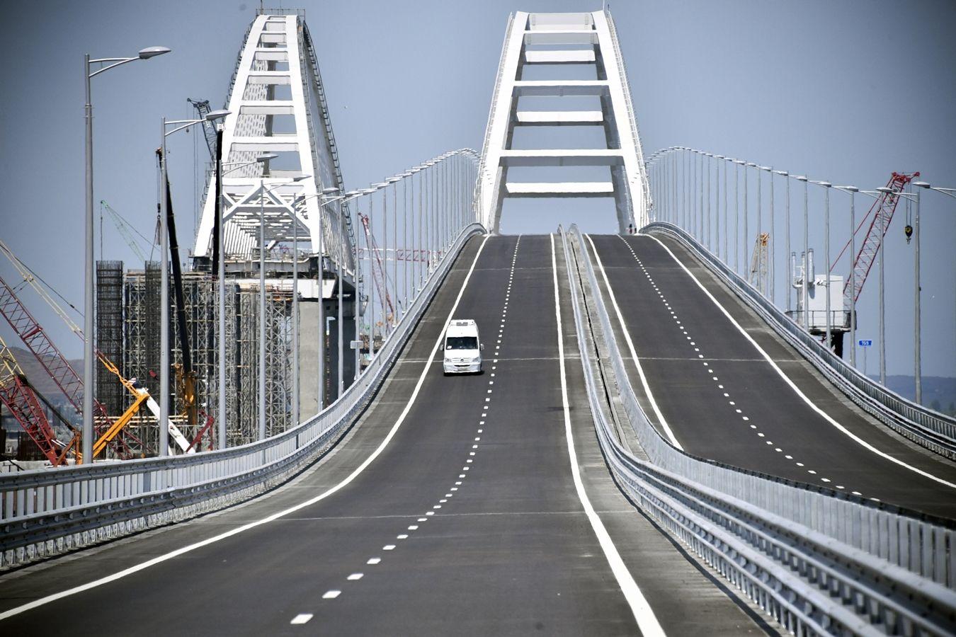 สะพานเชื่อมรัสเซีย-ไครเมีย